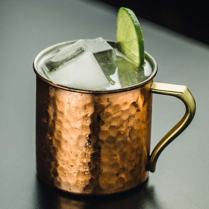 Image result for Cocktail: Mexican Mule